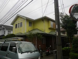 福岡県小郡市希みが丘Y様邸       H25年9月完工:施工前