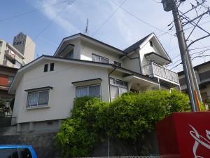 福岡市博多区金の隈H様邸      H25年3月完工:施工後