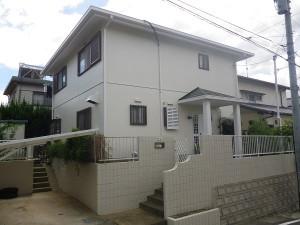 福岡県春日市若葉台西Y様邸         H25年8月完工:施工後