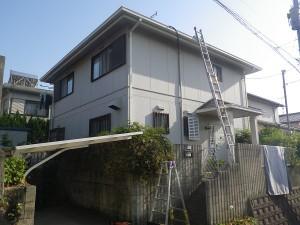 福岡県春日市若葉台西Y様邸         H25年8月完工:施工前