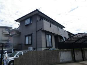 福岡市東区香椎N様邸:施工前