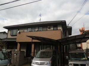 福岡市城南区松山N様邸        H25年3月完工:施工前