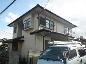 福岡市南区柳河内F様邸         H25年3月完工:施工前