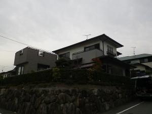 福岡県太宰府市大佐野K様邸      H24年12月完工:施工前