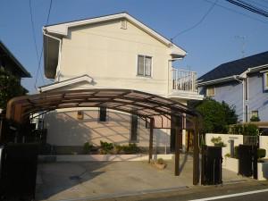 福岡県春日市一の谷U様邸          H25年7月完工:施工後