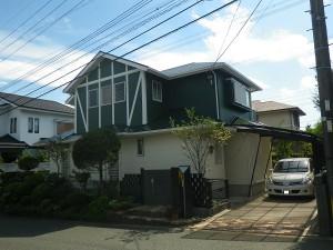 福岡県小郡市希みが丘Y様邸       H25年9月完工:施工後