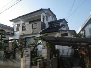 福岡県春日市須玖南S様邸             H25年9月完工:施工後