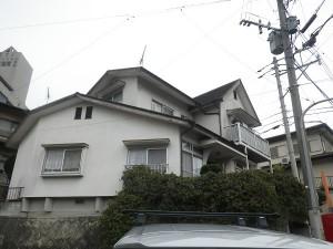 福岡市博多区金の隈H様邸      H25年3月完工:施工前