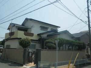 福岡市南区西長住Y様邸        H25年8月完工:施工後