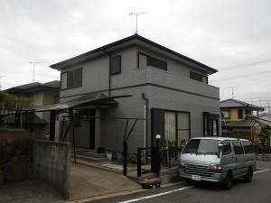 福岡県太宰府市大佐野T様邸         H25年2月完工:施工前