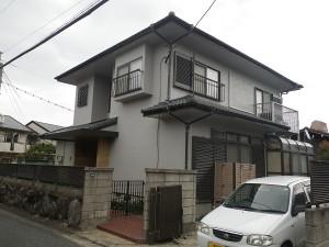 福岡市南区柳河内F様邸         H25年3月完工:施工後