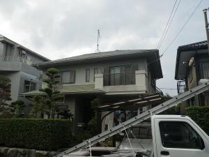 福岡県春日市春日S様邸       H25年1月完工:施工前