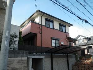 福岡県春日市白水池F様邸      H24年12月完工:施工後