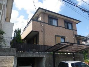 福岡県春日市白水池F様邸      H24年12月完工:施工前