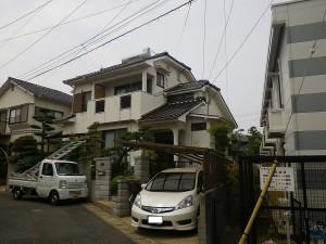 福岡県春日市須玖南S様邸             H25年9月完工:施工前