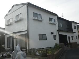 福岡市城南区松山H様邸        H25年4月完工:施工後