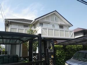 福岡県筑紫野市光が丘F様邸       H25年7月完工:施工前