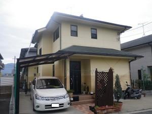 福岡県太宰府市向佐野K様邸      H25年2月完工:施工前