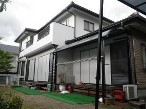 福岡市南区野間H様邸            H25年5月完工:施工後