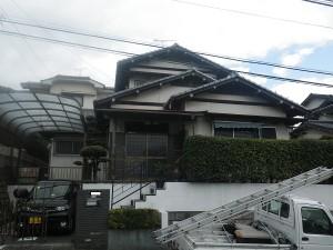 福岡市東区下原K様邸            H25年7月完工:施工前