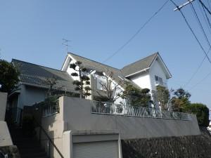 福岡市城南区東油山N様邸       H25年4月完工:施工前