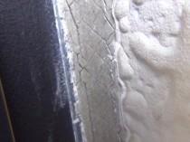 玄関枠 シーリング劣化