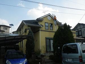 福岡県大野城市月の浦M様邸:施工前