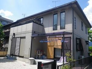福岡県太宰府市朱雀K様邸:施工前