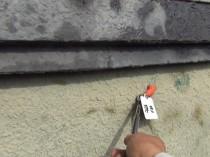 バルコニー塗膜の浮き