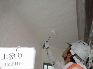 塗装職人。1級塗装技能士。