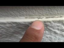 西 塗膜剥離