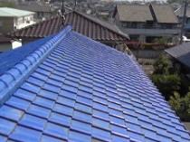 屋根ビフォー