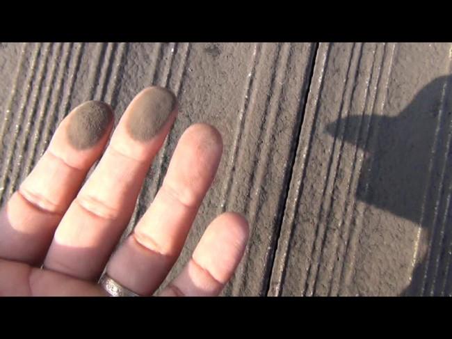 モニエル瓦の塗装について