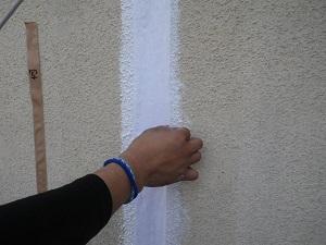 外壁(モルタル)ひび割れの補修について
