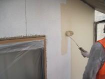 上塗り1壁