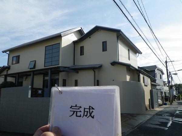 福岡市城南区O様:施工完了写真