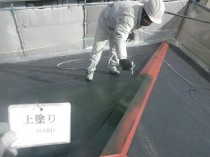 鋼板上塗り1