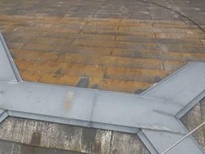 屋根塗装工事前の高圧洗浄の大切さ