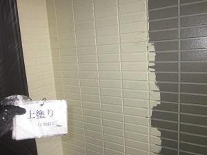 外壁塗装の下塗りから上塗りまで