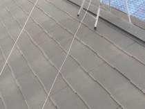 屋根 退色