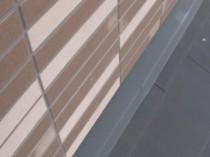 北外壁塗膜劣化