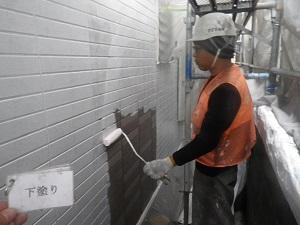 外壁塗装!!