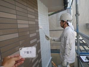 下塗材の種類と重要性について