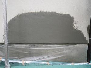 外壁塗装前の下地処理について
