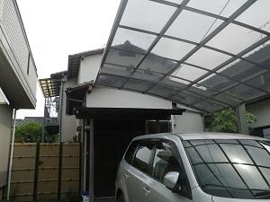 福岡市南区長住N様【外壁素材:モルタル・耐久性のある塗料で塗装】:施工前