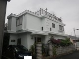 福岡市南区桧原T様【外壁素材:PC(プレキャストコンクリート・防水・伸縮性のある塗料で塗装】