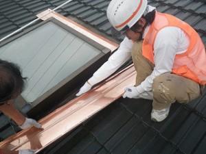 屋根からの漏水について
