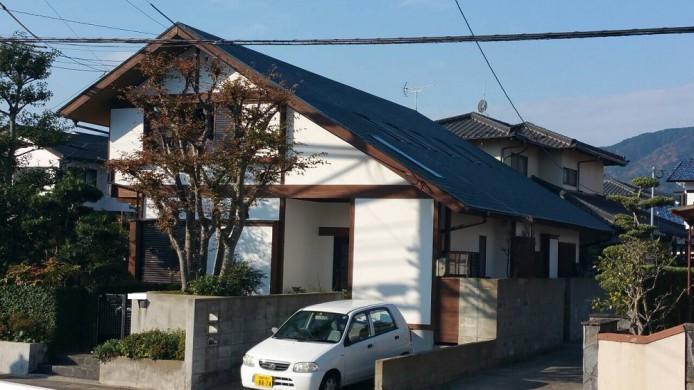 福岡市早良区田村K様:施工完了写真