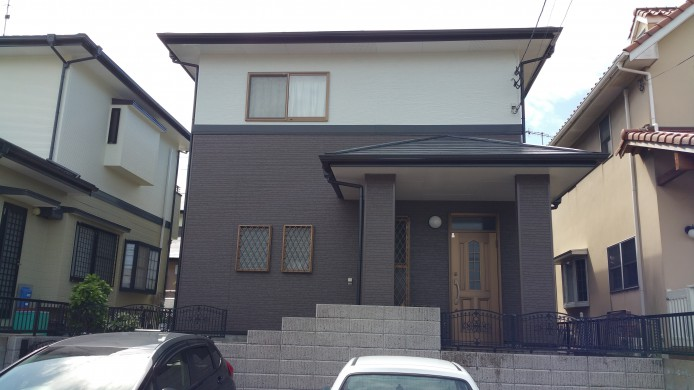 福岡市西区横浜F様:施工完了写真