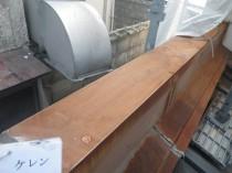 屋根鋼板 ケレン